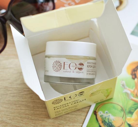 """""""EO Lab"""" veido kremas su saulės apsauga + kodėl man blogas svarbesnis už soc. tinklus"""