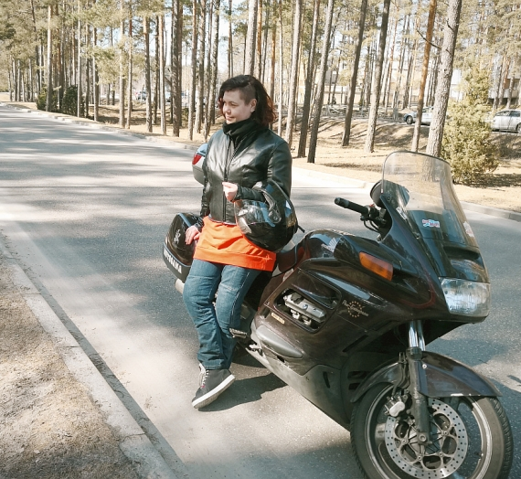 Outfit: motociklininko apranga: romantika vs realybė