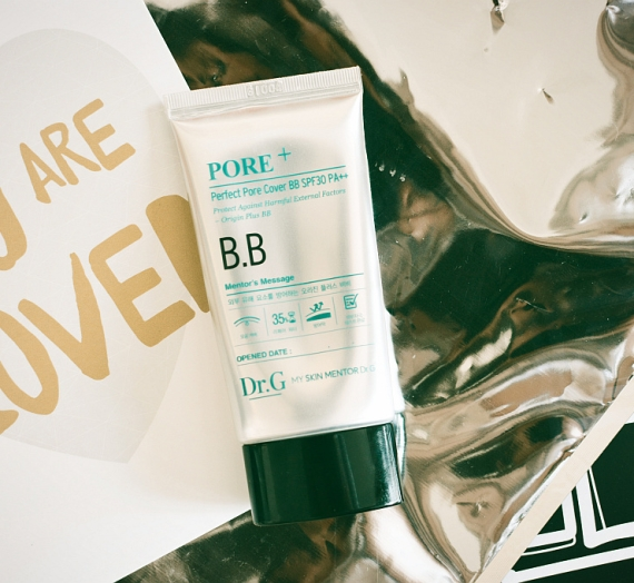 "Apžvalga: ""Dr. G"" BB kremas ""Pore+, Perfect Pore Cover BB SPF30 PA++"""