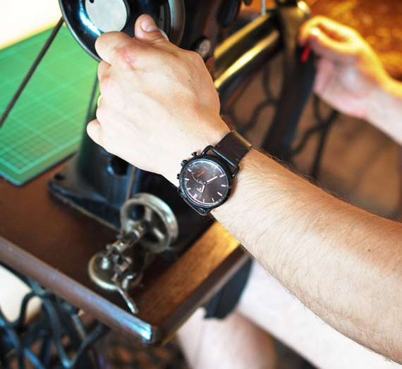 """Apžvalga: hibridinis išmanus laikrodis """"Fossil Q Commuter"""""""