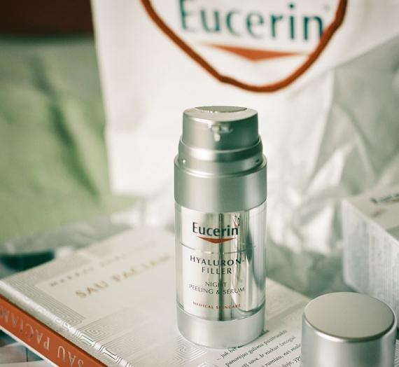 """Renginys: apie veido jogą ir naują """"Eucerin"""" du viename produktą """"Hyaluron-Filler"""""""
