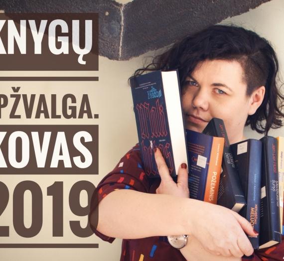 Knygų apžvalga. Kovas 2019